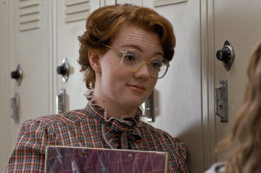 27 shannon purser.w529.h352 Stranger Things Barb Gets Hilarious Revenge On Kids From The Show