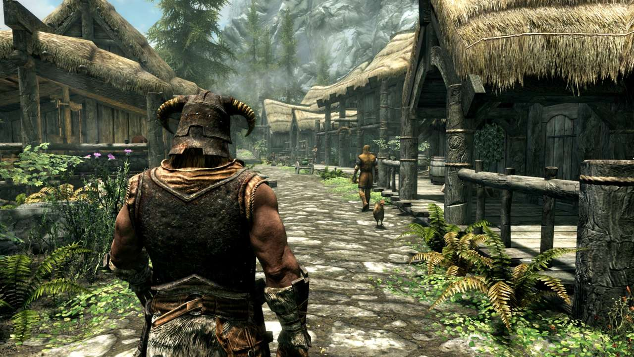 3077757 skyrimspecialeditionriverwood 1465779535 Skyrim Remaster Dragonborn Bundle Comes With Cool Extras