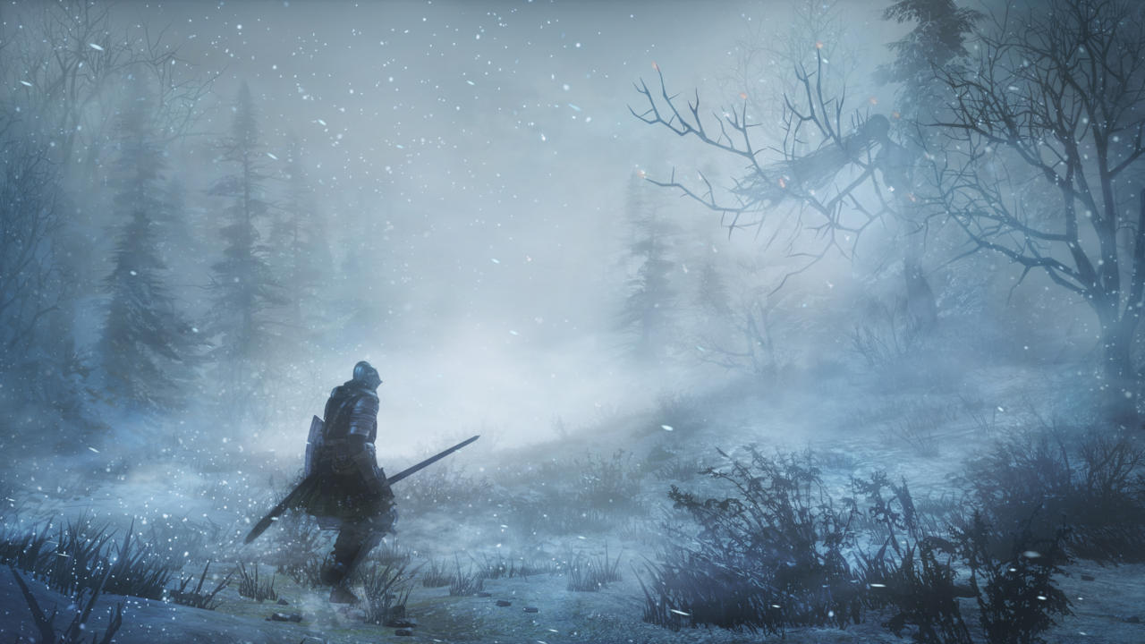 3118659 snowy hill Dark Souls Creator Discusses The Future Of The Franchise
