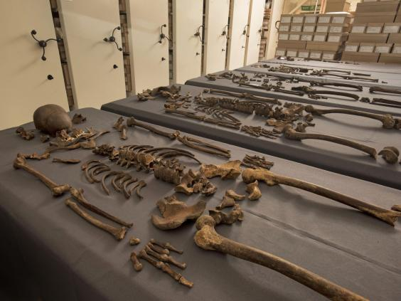 5 skeletons found to contain 1665 great plague bacteria 244609 Cause Of Londons Great Plague Officially Confirmed