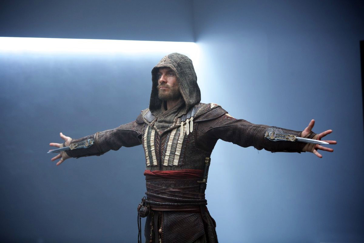 New Assassins Creed Movie Images Show Michael Fassbender In Action Assassin 27s Creed 2800924