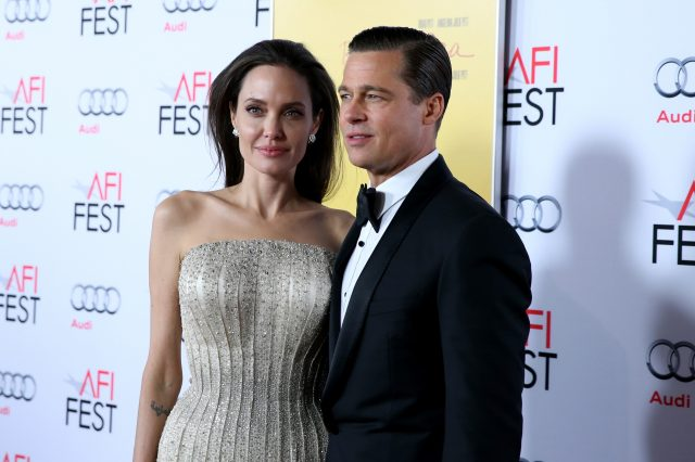 GettyImages 496934248 640x426 Shock Report Claims Brad Pitt Was Having Affair With Oscar Winning Actress