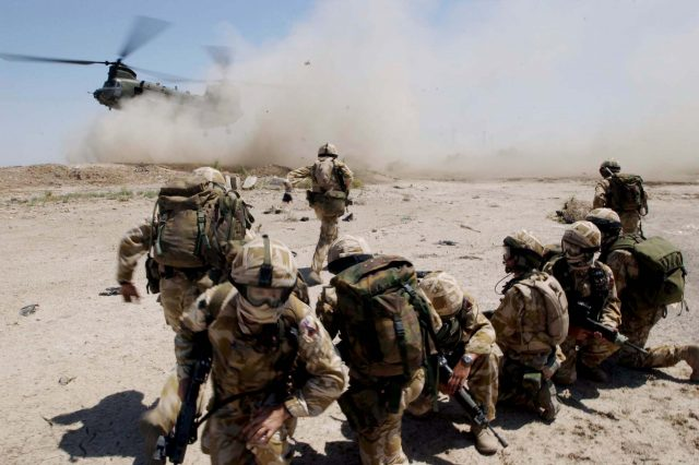 GettyImages 51026149 640x426 British General Warns UK Powerless To Protect Itself From Russian Attack