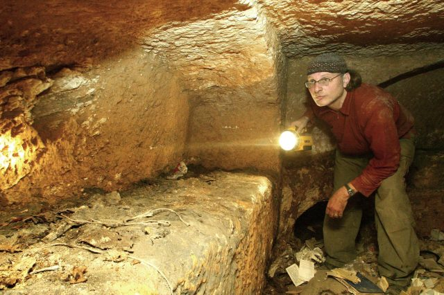GettyImages 73430204 640x426 Geologist Claims To Have Found Jesuss Tomb, Heres What It Looks Like