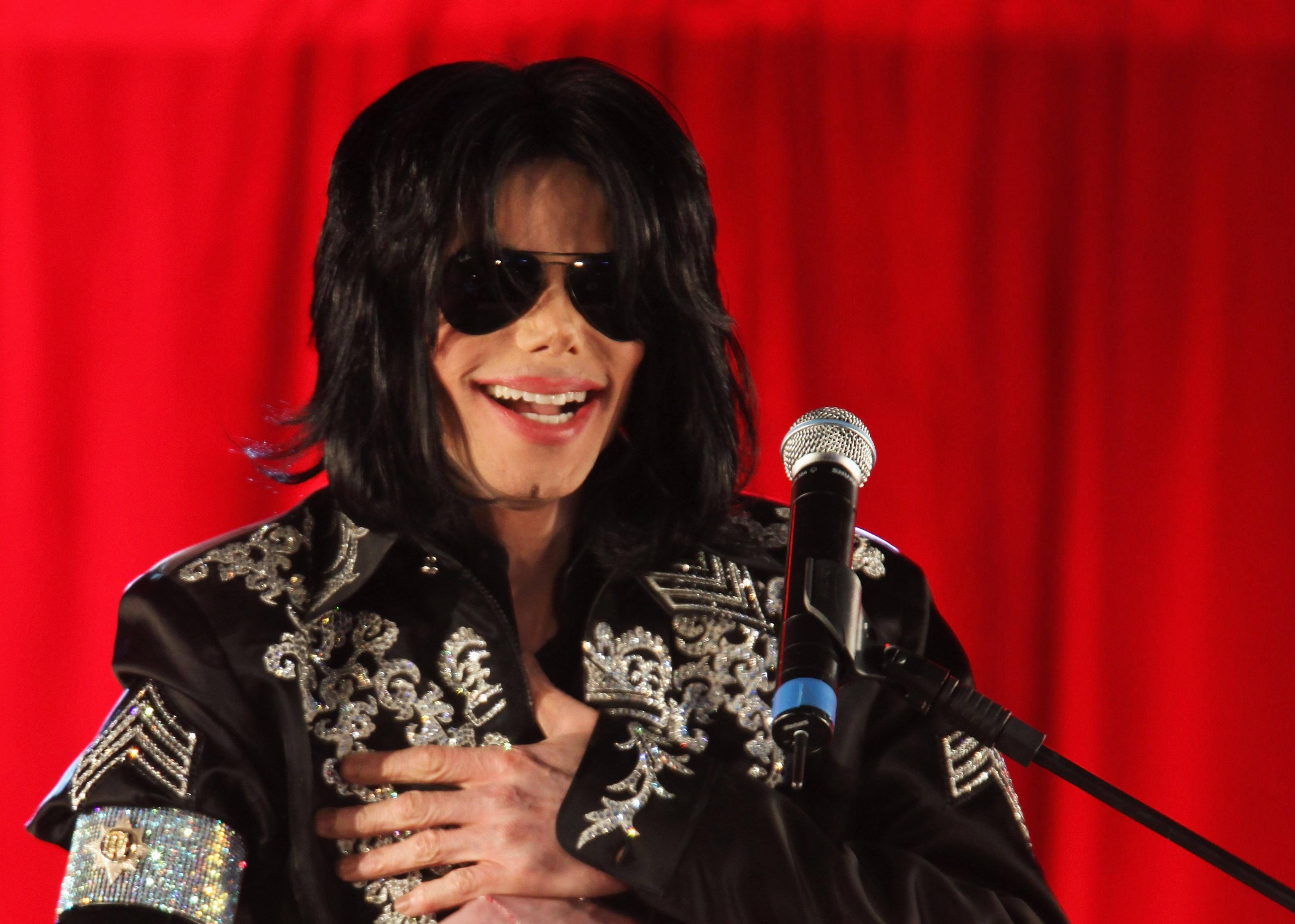 GettyImages 85259926 Michael Jackson Victim Makes Shocking Claims About Singer