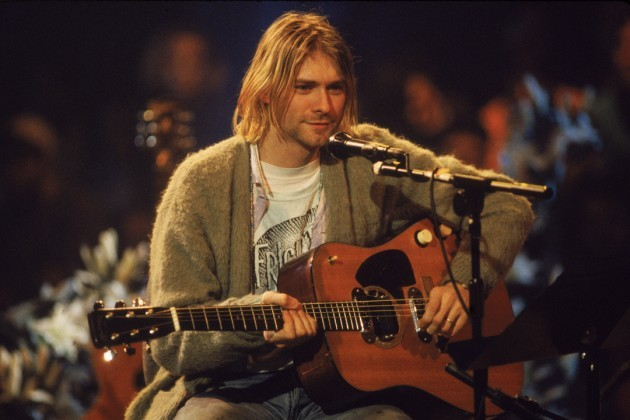 Nirvana Kurt Cobain 630x420 Nirvana Make Shock Statement: Kurt Cobain Is Alive
