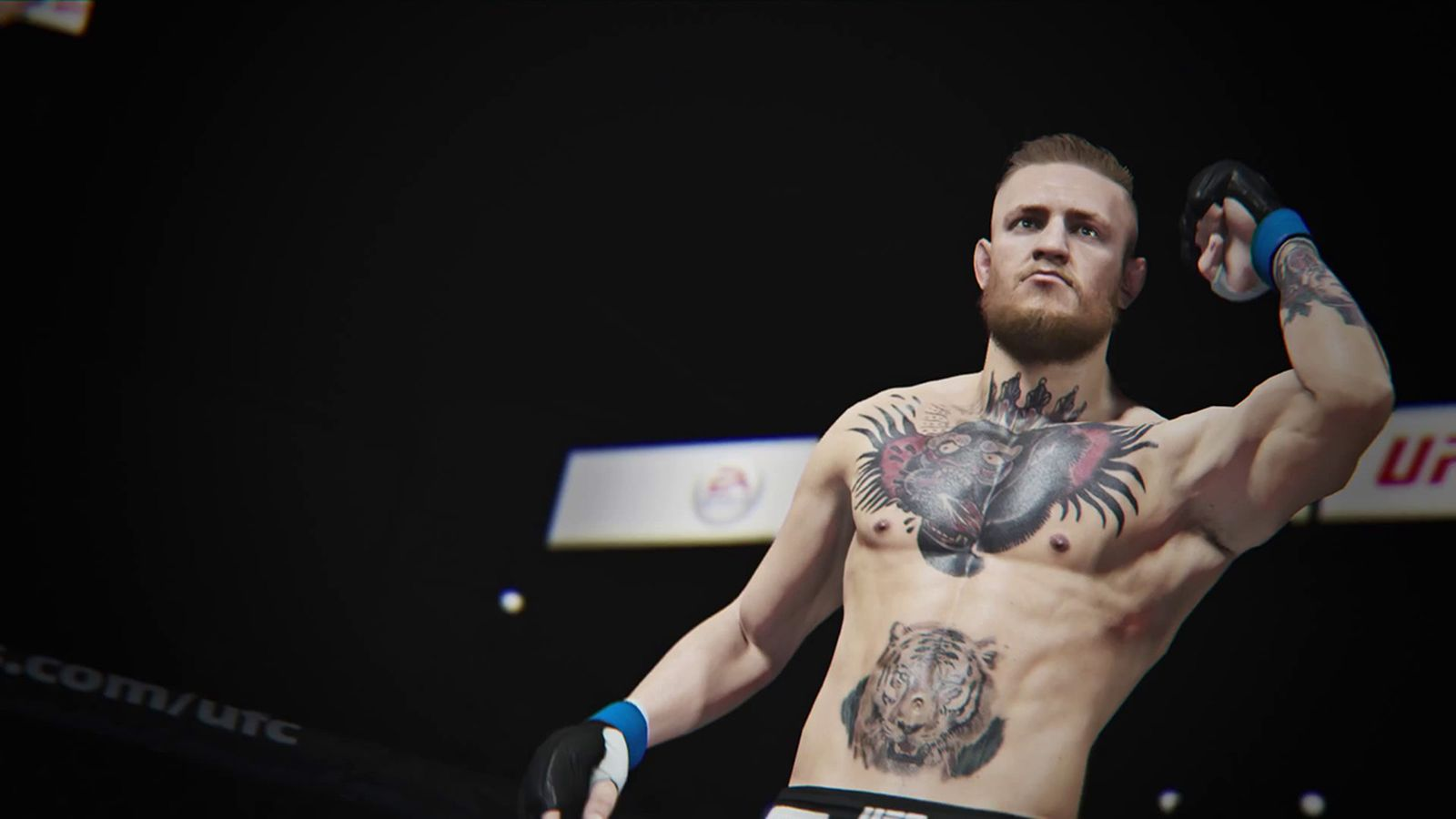 Conor McGregor Confirms Hes Going To Be In New Call Of Duty Screenshot of EA Sports UFC 2 Conor McGregor