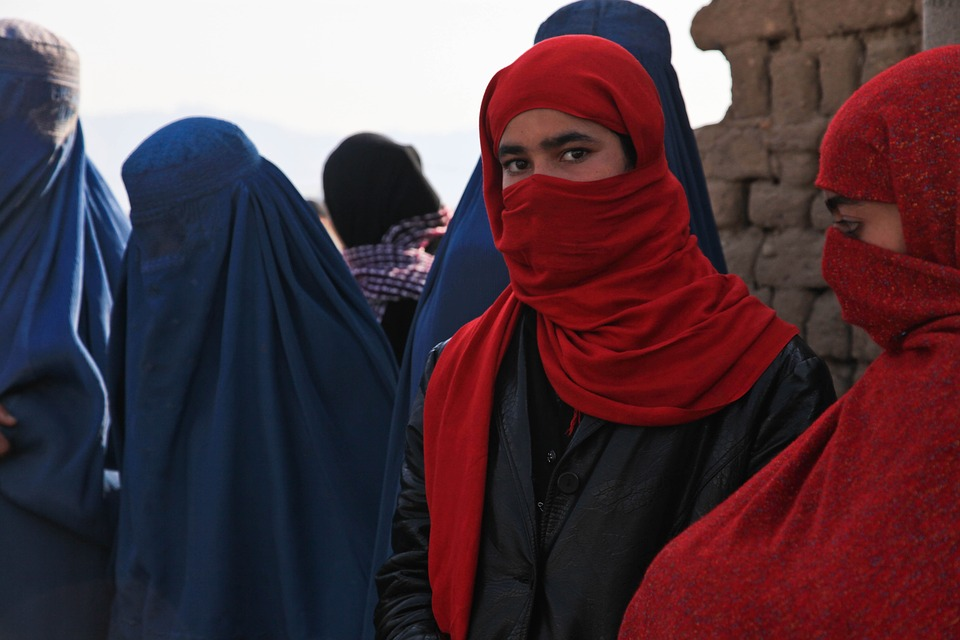 afghanistan 60641 960 720 Over Half Of The UK Want To Ban The Burka