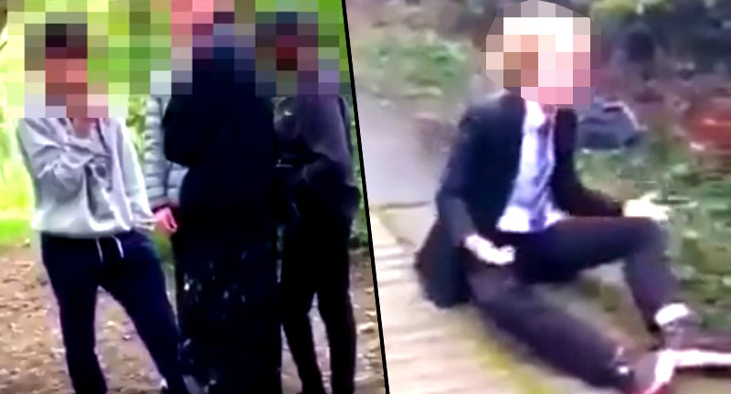 bully Theres A Worrying Increase In Disgusting Viral Bullying Videos