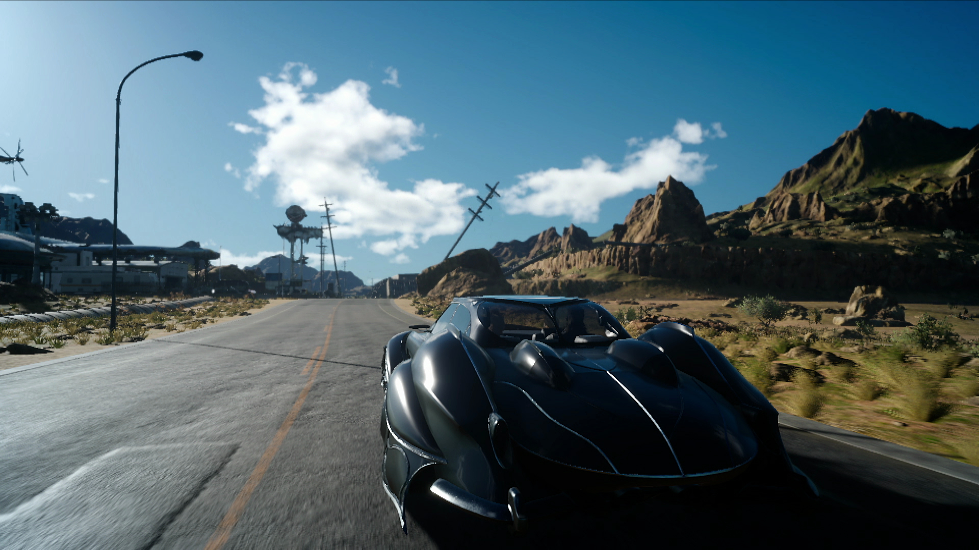 d 1 Check Out The First 40 Minutes Of Final Fantasy XV