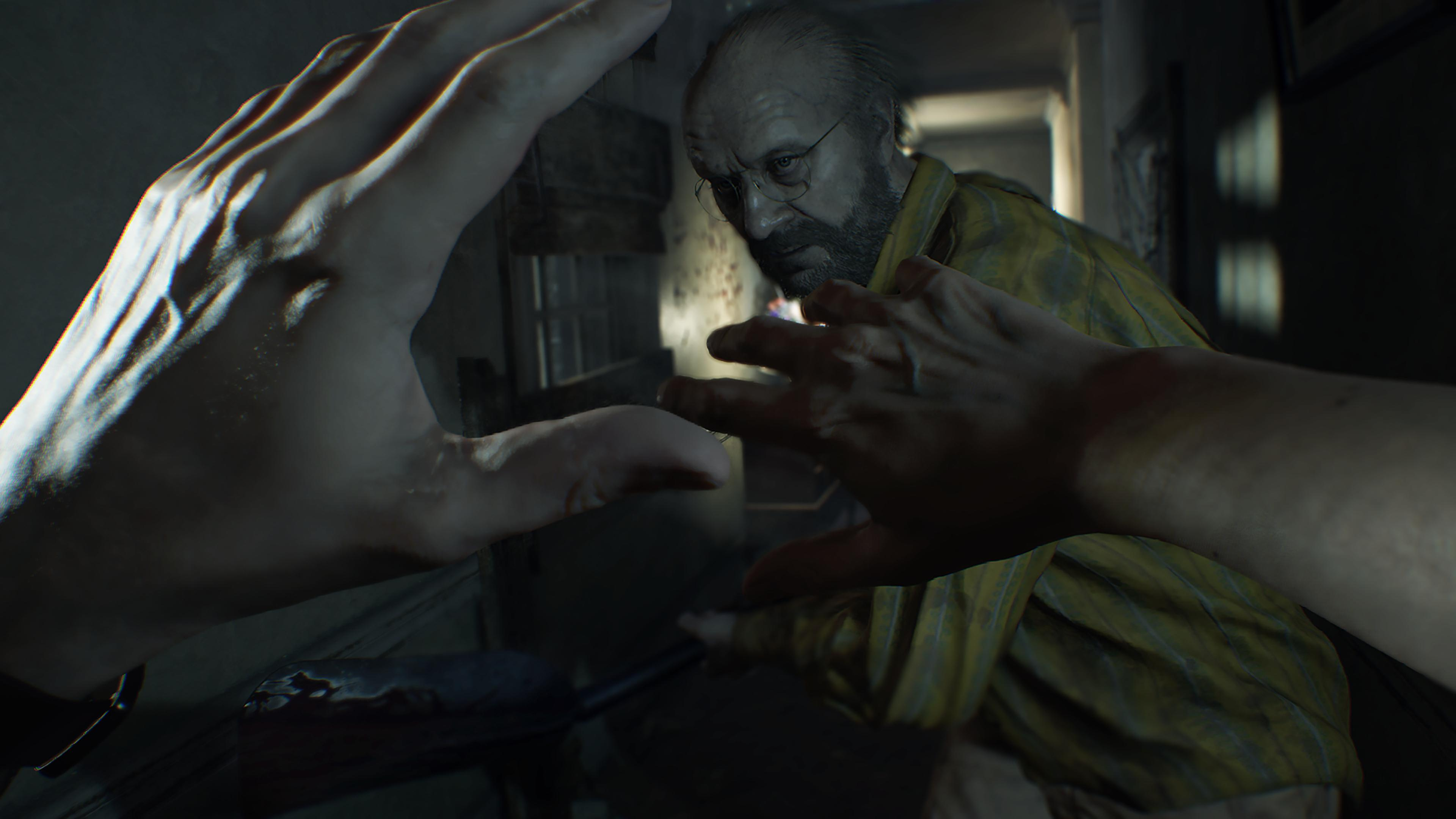 dgb Resident Evil 7 Gets Huge News And Creepy New Trailer