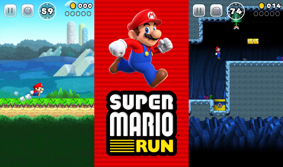 Nintendo Bringing Super Mario To iPhone and iPad download