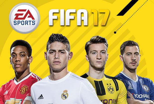 fifa172 FIFA Comparison Video Shows Awesome Difference Between 16 And 17 Graphics
