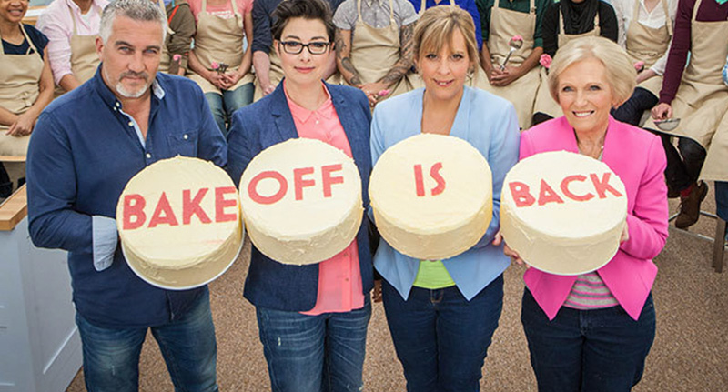 gbbo fb 1 Two Presenters Quit Great British Bake Off After Channel 4 Move