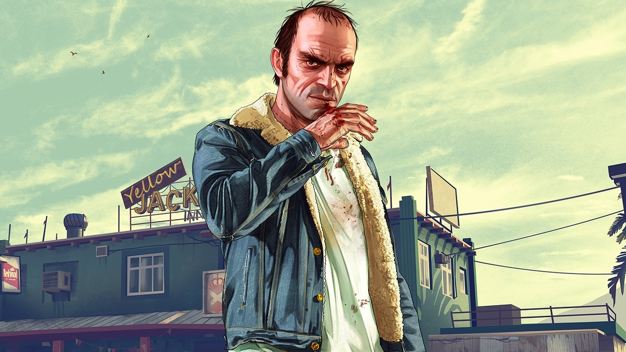 The Mystery Of GTA 5s Single Player DLC hands on with gta 5 on pc at 4k retk