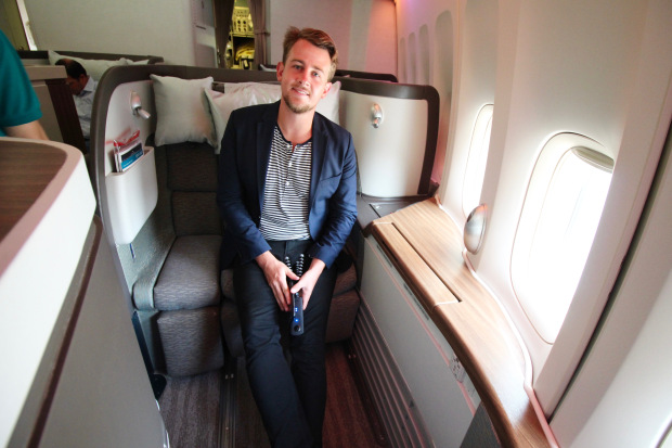 Heres How You Can Get A First Class Upgrade On Your Next Flight img 3846