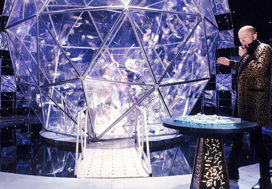 maze1 Crystal Maze Revamp Confirms Surprise Candidate As Host