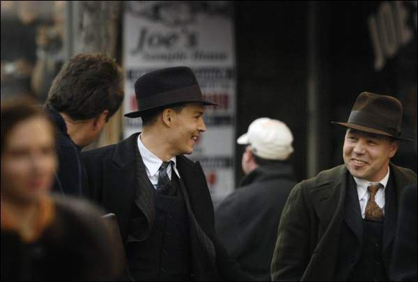 publicenemies If You Look Like This Youre Beautiful But Dangerous Apparently