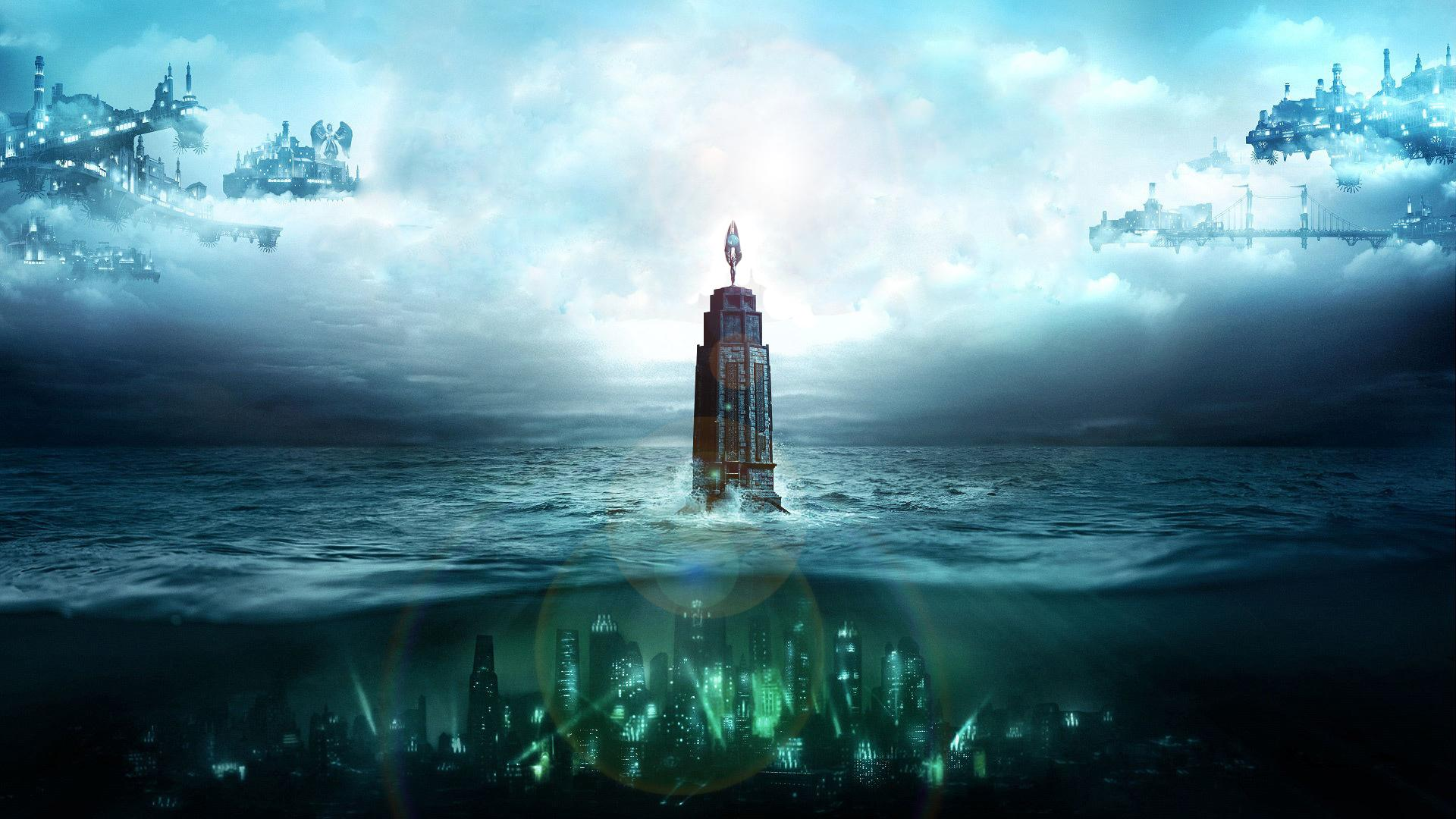 You Can HD Upgrade Your BioShock Copies For Free, Heres How rkjei4sajo7x