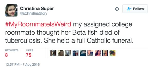 twitter 12 Twitter Users Share Their Weirdest And Wackiest Roommate Stories