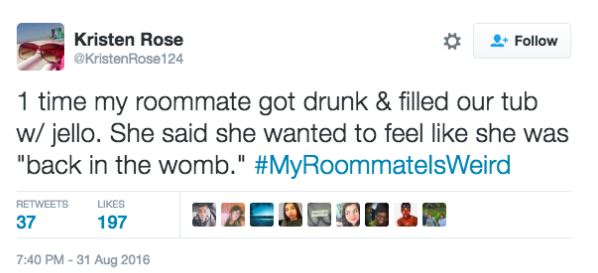 twitter 3 Twitter Users Share Their Weirdest And Wackiest Roommate Stories