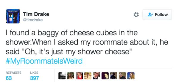 twitter 5 Twitter Users Share Their Weirdest And Wackiest Roommate Stories