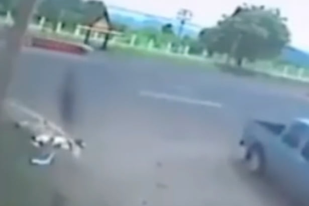 11540UNILAD imageoptim Video claims to show dead motorcyclists soul leaving his body CCTV Captures The Moment Soul Leaves Womans Body After Fatal Accident