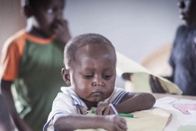 This Young Boy From Ghana Unknowingly Paid For His Education By Becoming A Meme