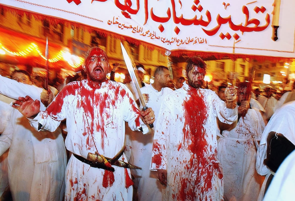 Ashura Festival Of Flagellation Shows The Extremes Of Religious Devotion 24809UNILAD imageoptim GettyImages 56792552