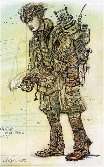 25654UNILAD imageoptim EZMoRpy This Concept Art For Fallout 3 Is Absolutely Stunning