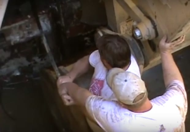 These Guys Open Abandoned Nuclear Missile Silo With Explosive Results