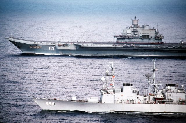 35178UNILAD imageoptim USS Deyo with Admiral Kuznetsov 640x426 Royal Navy On Stand By As Russian Warships Sail Towards English Waters