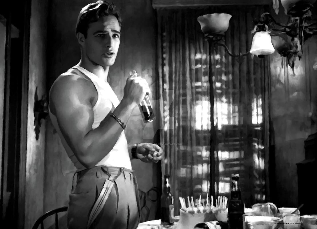 44908UNILAD imageoptim marlon brando in a streetcar named desire by gabrielttoro d6bxboi Heres Why Women Really Prefer A Bad Boy