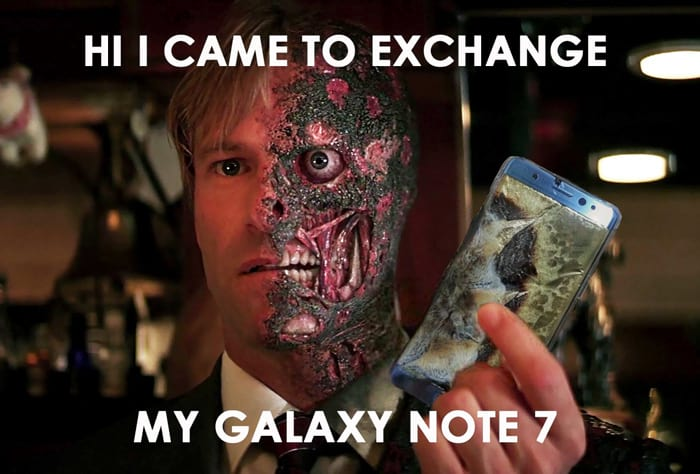 45049UNILAD imageoptim funny reaction to samsung galaxy note 82 Samsung Take Down GTA V Mod Video Of Galaxy Note 7 Exploding