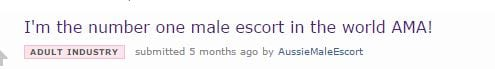 47946UNILAD imageoptim ama Worlds Number One Male Escort Reveals The Oddest Thing Hes Been Paid To Do