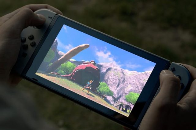 Nintendo Tease We're About To See More From The Switch