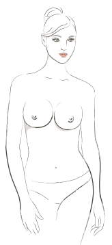 7254UNILAD imageoptim breast shape dark round There Are Now Nine Types Of Boobs Apparently