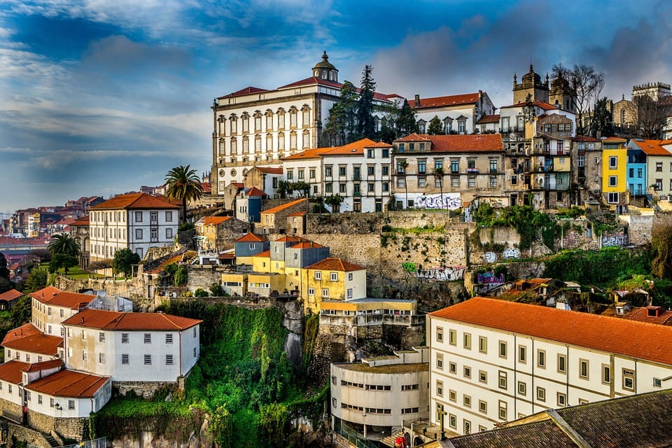 These Are The Cheapest Far Flung Places To Go Travelling 7296UNILAD imageoptim Porto Portugal