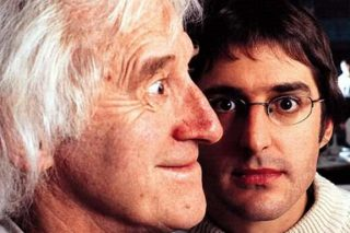 Disturbing Clip Shows Jimmy Savile Grope Teen During Louis Theroux Documentary