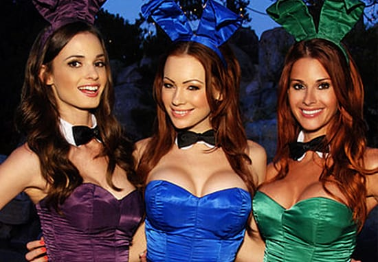 This Is How The Perfect Playboy Bunny Has Changed Over Time
