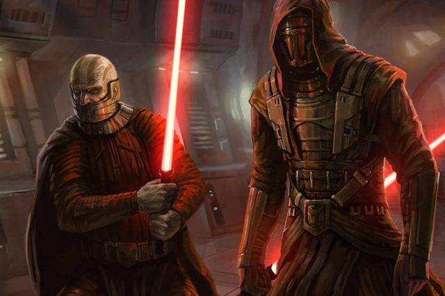 Knights Of The Old Republic 3 Could Be On The Way, Say Devs