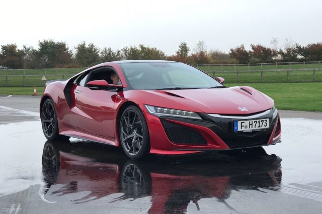 2017 Honda NSX – The First Drive