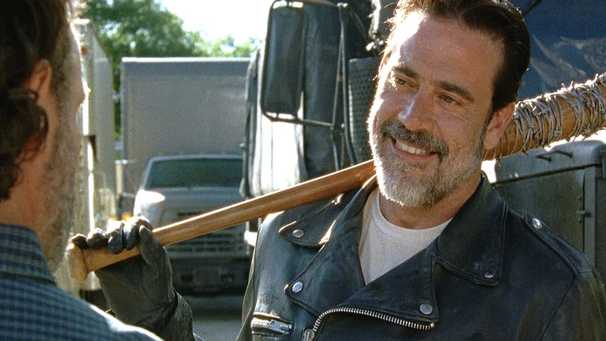 26258UNILAD imageoptim negan22 Next Big Character Death In The Walking Dead May Have Been Revealed