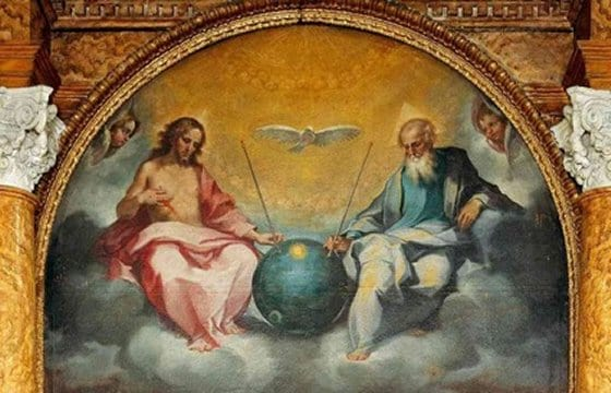 27596UNILAD imageoptim eucharist Apparently This Painting Proves That God Is An Alien