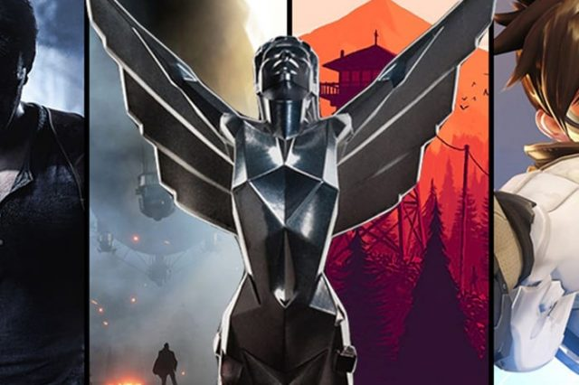 Here Are The Game Awards 2016 Nominees