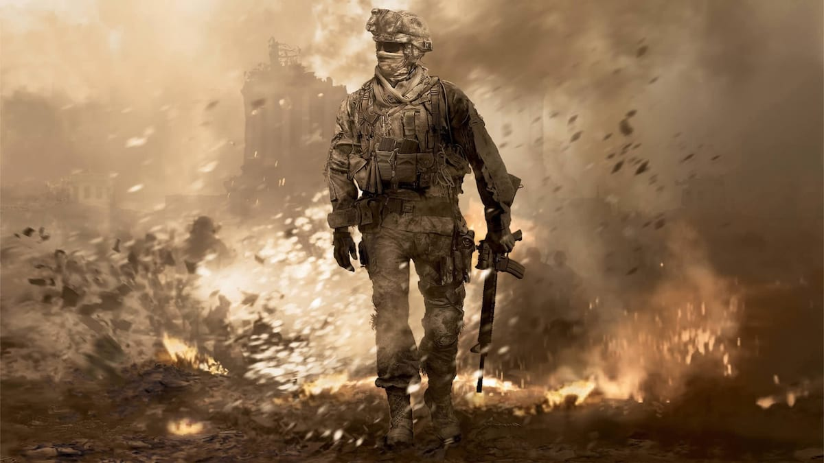 Activision Reportedly Set To Remaster Another Fan Favourite Call Of Duty 34541UNILAD imageoptim Call of Duty