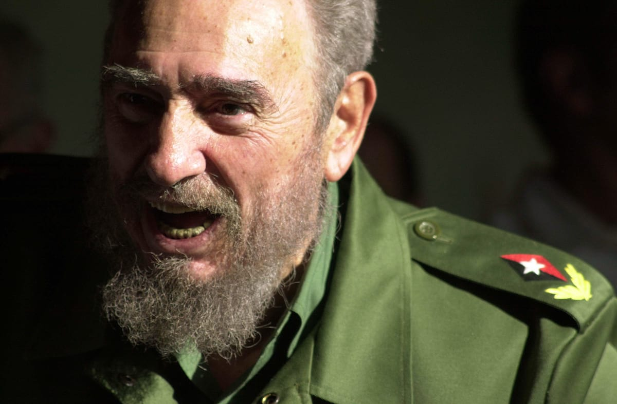 How Fidel Castro Survived 50 Years Of CIA Assassination Attempts 37625UNILAD imageoptim GettyImages 2394384