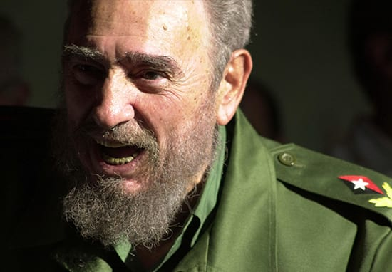 How Fidel Castro Survived 50 Years Of CIA Assassination Attempts