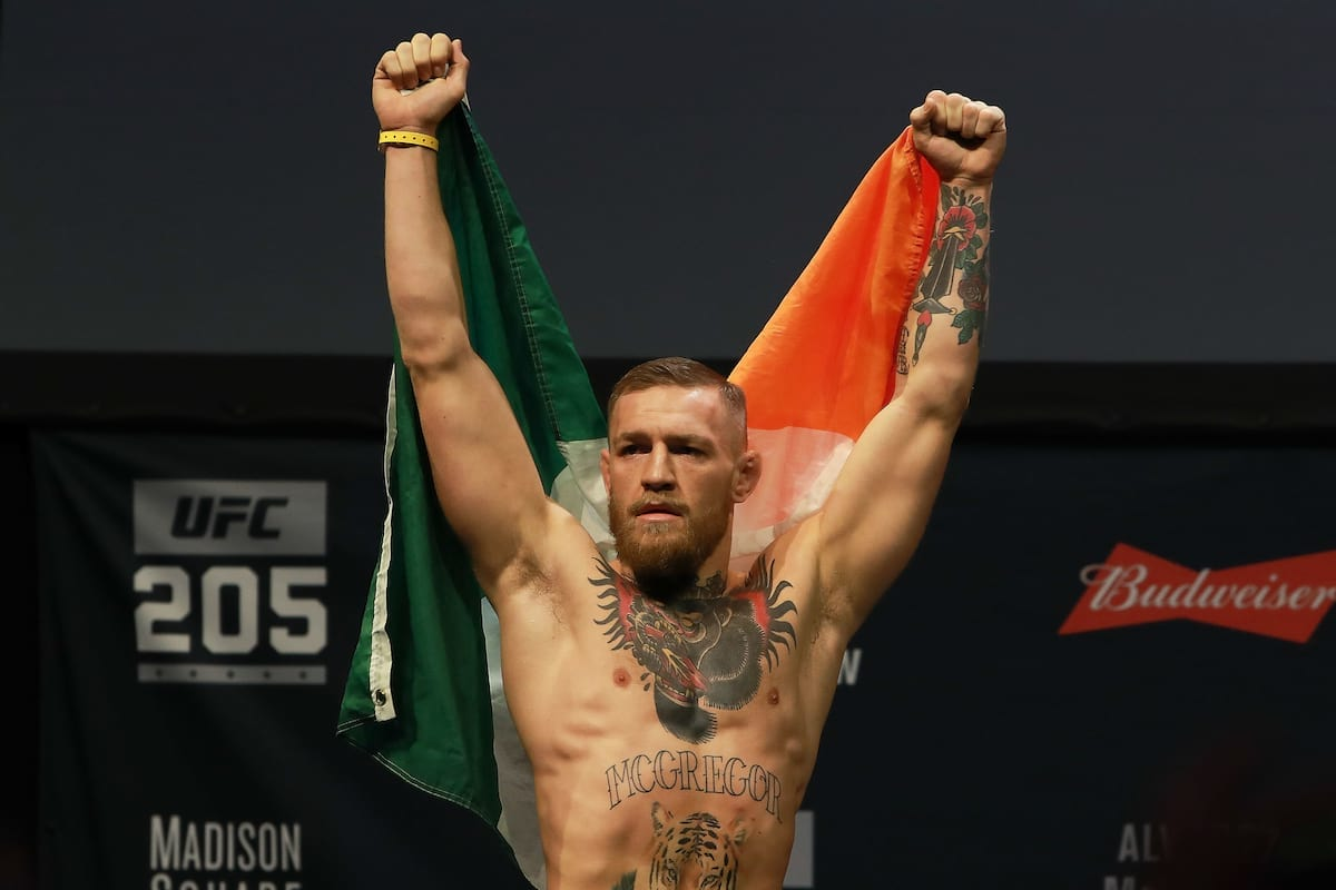 41059UNILAD imageoptim mcgregor1 Conor McGregor Could Be Stripped Of UFC Title Weeks After Historic Win