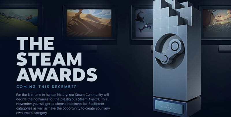 You Can Make Your Own Steam Awards And People Are Going Nuts 56265UNILAD imageoptim facev